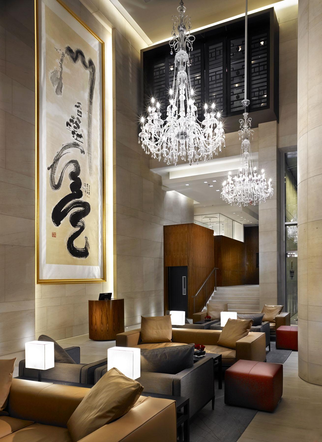 Shangri La Vancouver Chil Interior Design
